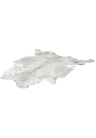 calo-deluxe Fellteppich »Toro 250«, fellförmig, 12 mm Höhe, echtes Rinderfell, Wohnzimmer kaufen