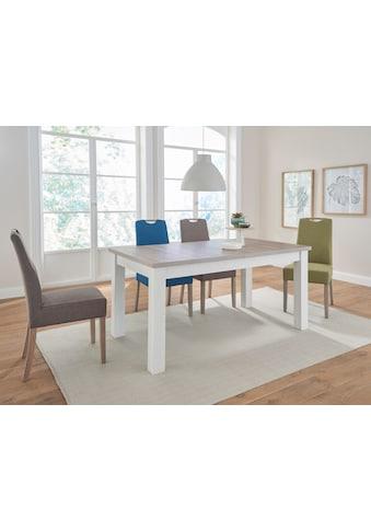 set one by Musterring Esstisch »Atlanta«, mit Auszugsfunktion, passend zur Serie »york kaufen