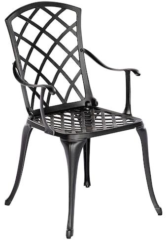 MERXX Gartenstuhl »Rhodos«, Aluminiumguss, stapelbar kaufen
