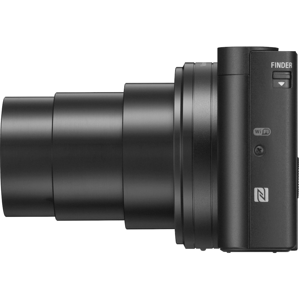 Sony Kompaktkamera »DSC-HX95«, ZEISS® Vario-Sonnar T* 24-720 mm, Display, 4K Video, Augen-Autofokus