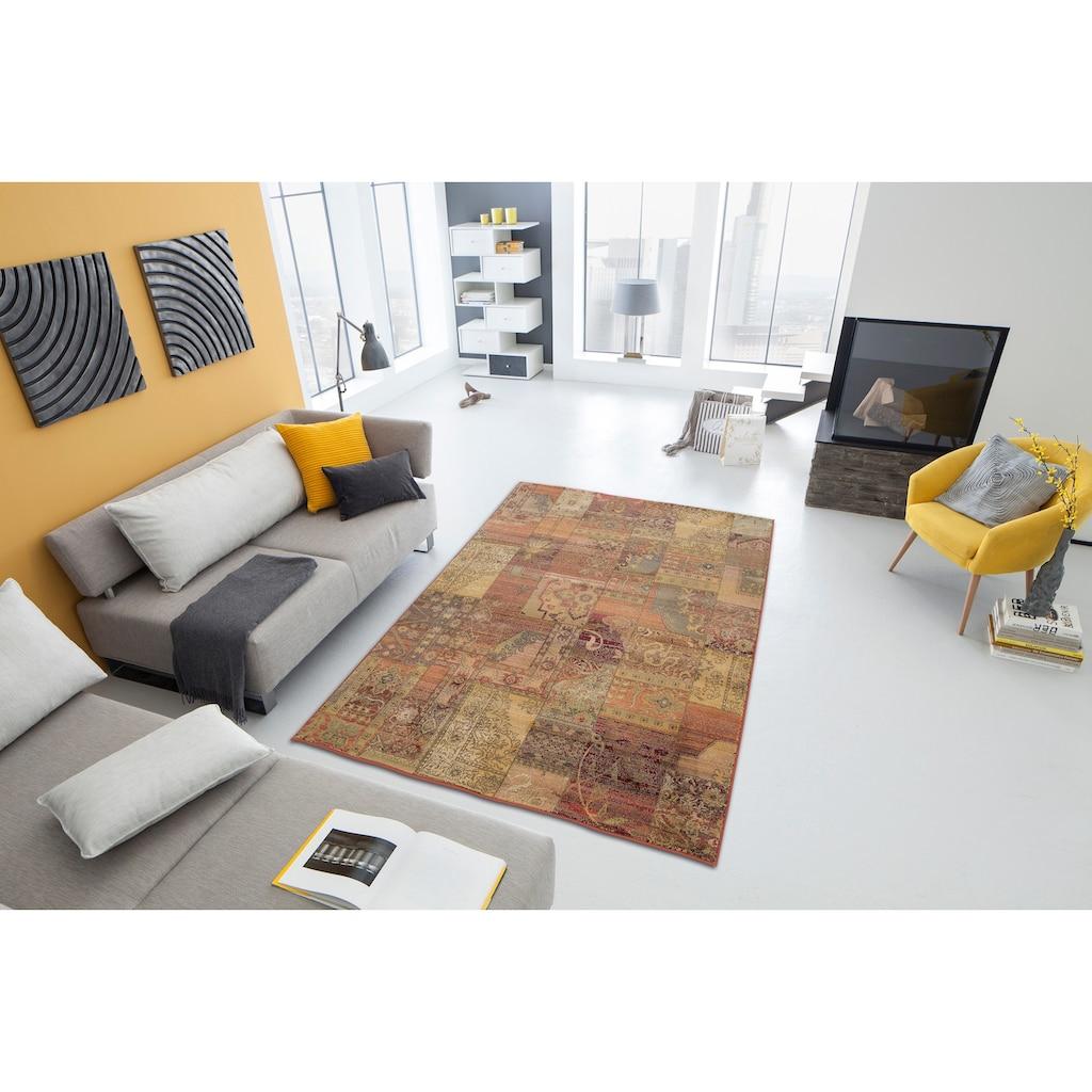 Oriental Weavers Teppich »Idfu«, rechteckig, 8 mm Höhe, Orient-Optik, Wohnzimmer