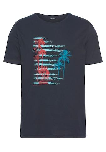 Daniel Hechter T-Shirt, Palmenmotiv kaufen