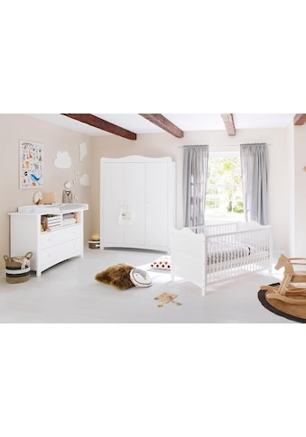 Pinolino® Babyzimmer-Komplettset »Florentina«, (Set, 3 St.), extrabreit groß; mit... kaufen