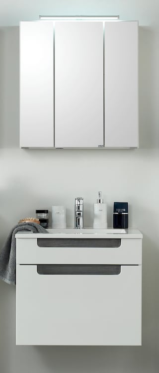 badm bel set siena breite 80 cm 2 tlg bei otto. Black Bedroom Furniture Sets. Home Design Ideas