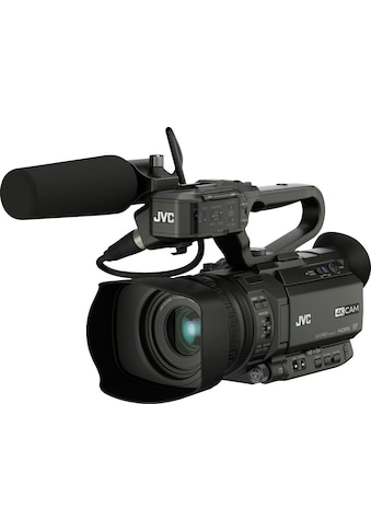 JVC Camcorder »GY-HM180E«, 4K Ultra HD, 12x opt. Zoom kaufen