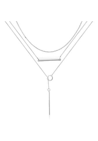 AILORIA Kette mit Anhänger »ARIELLE Halskette Silber«, Hochglanz-Finish kaufen