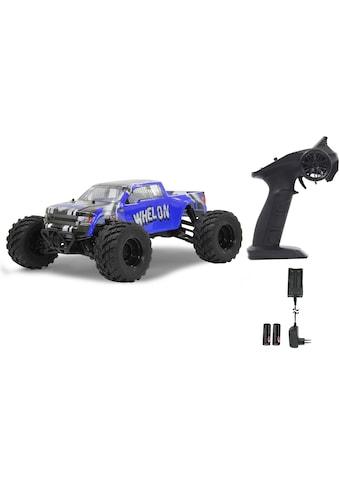 """Jamara RC - Monstertruck """"Whelon 4WD 1:12 2,4 GHz"""" kaufen"""
