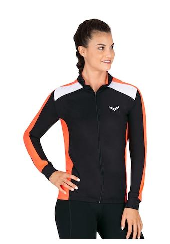 Trigema Fahrradjacke, mit kontrastfarbigen Einsätzen kaufen