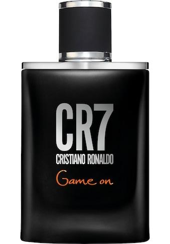 CRISTIANO RONALDO Eau de Toilette »Game On« kaufen