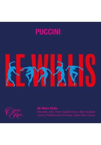 Musik-CD »Le Willis / Jaho, Ermonela/Elder, Marc/LPO« kaufen