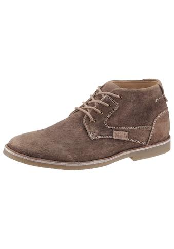 MarJo Schnürschuh, mit Markenlabel aus Leder kaufen