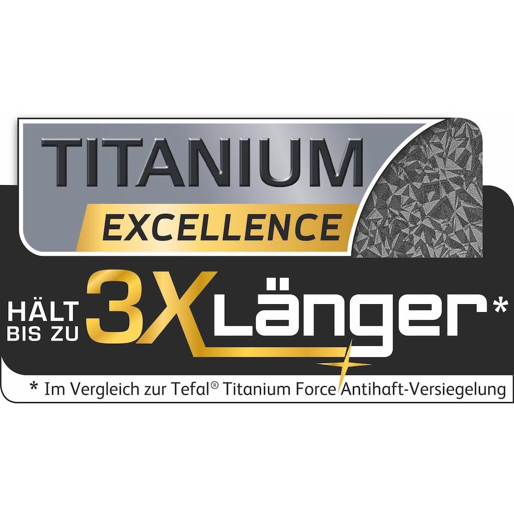 Tefal Pfannen-Set »Ingenio Expertise«, Leichtmetall, (Set, 2 tlg.), Induktion