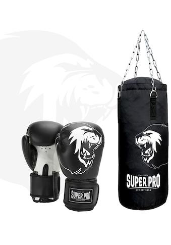 Super Pro Boxsack »Boxing Set Junior«, (Set, mit Boxhandschuhen) kaufen