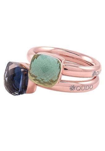 qudo Ring - Set »Firenze small, O600097, O600098, O600099, O600100, O600101« (Set, 2 tlg.) kaufen