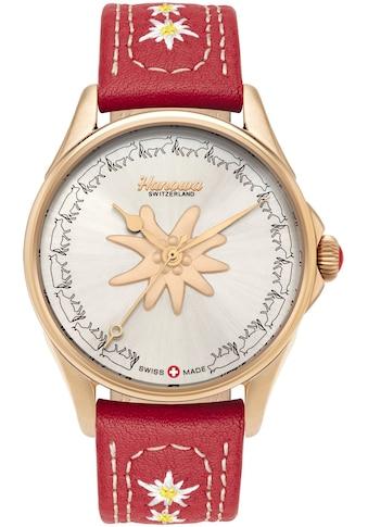 Hanowa Schweizer Uhr »EDELWEISS, 16-6096.09.001.04« kaufen