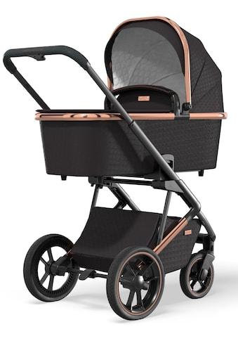 Moon Kombi-Kinderwagen »Style«, 22 kg, mit Einhandfaltmechanismus, aus recyceltem... kaufen