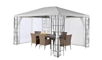 KONIFERA Pavillonseitenteile, »Modern«/»Tulpe« in 300x400 cm kaufen