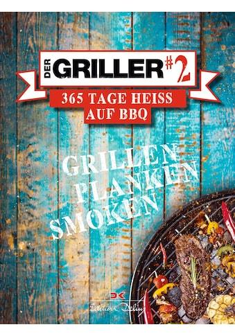 Buch »Der Griller 2 / DIVERSE« kaufen