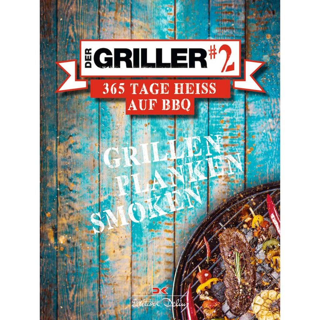 Buch »Der Griller 2 / DIVERSE«
