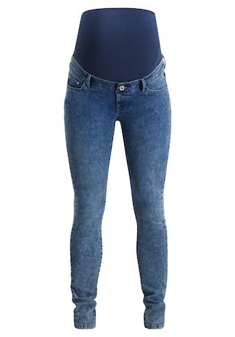 Supermom Skinny Umstandsjeans »Acid Blue« kaufen