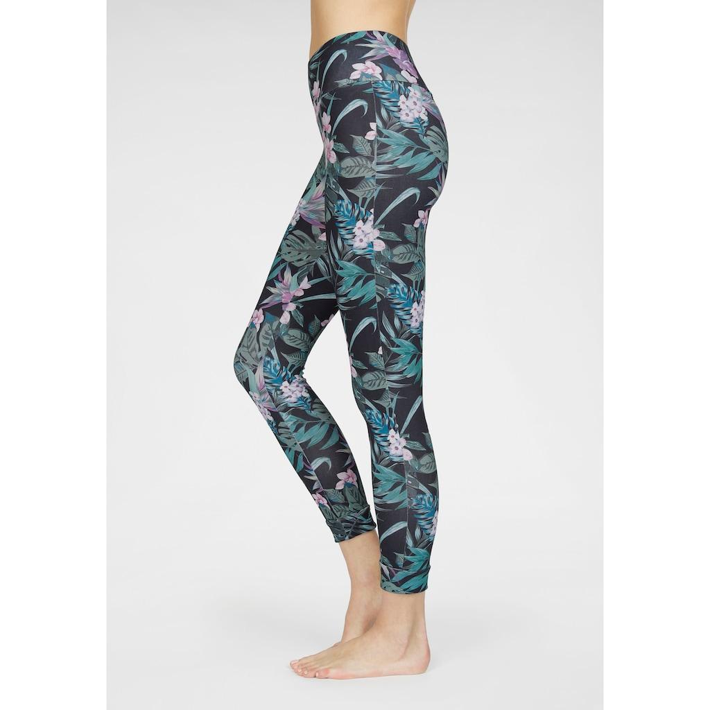 KangaROOS Leggings, im Allover-Design