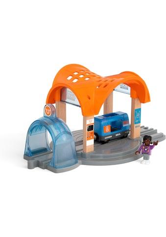 BRIO® Spielzeugeisenbahn-Tunnel »BRIO® Smart Tech Sound Bahnhof mit Action Tunnel«,... kaufen