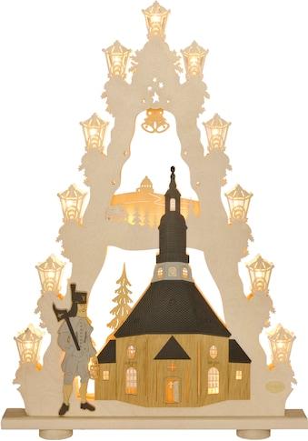 Weigla Schwibbogen »Seiffener Kirche« kaufen