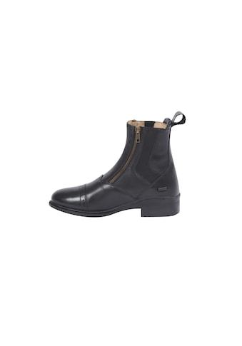 Dublin Reitstiefel »Evolution Unisex Doppel-Zip Leder Paddock Stiefel« kaufen
