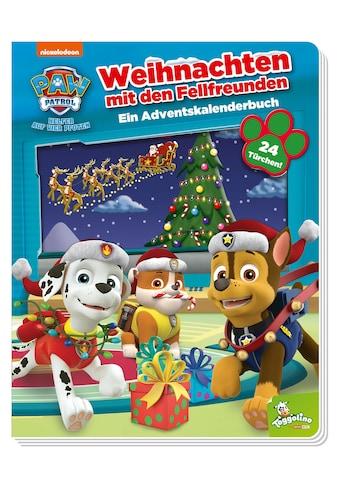 Buch »PAW Patrol: Weihnachten mit den Fellfreunden - Ein Adventskalenderbuch / Jason... kaufen