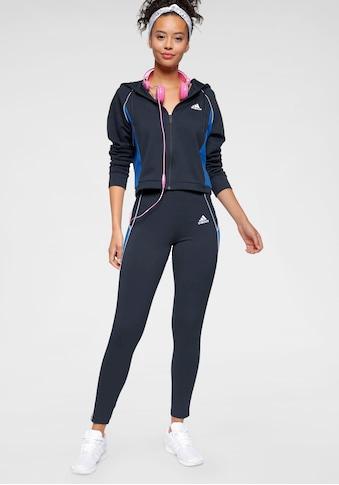 adidas Performance Jogginganzug »TRACKSUIT HOODY & TIGHT« kaufen