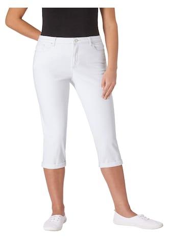 Casual Looks Capri - Hose in bequemer Stretch - Qualität kaufen
