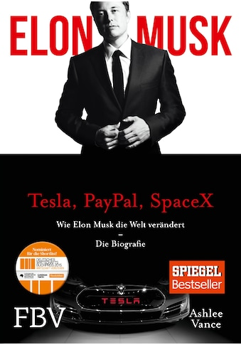Buch »Elon Musk / Ashlee Vance, Elon Musk« kaufen