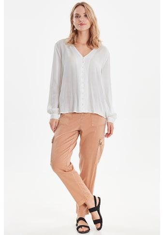 b.young Klassische Bluse »BYGINNY V - NECK SHIRT« kaufen