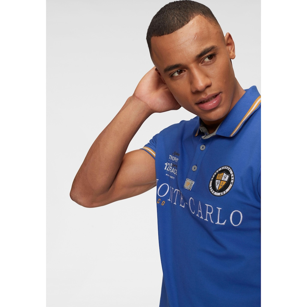 Bruno Banani Poloshirt, Piqué-Ware