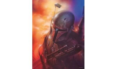 Komar Poster »Star Wars Classic Mandalorian«, Star Wars kaufen