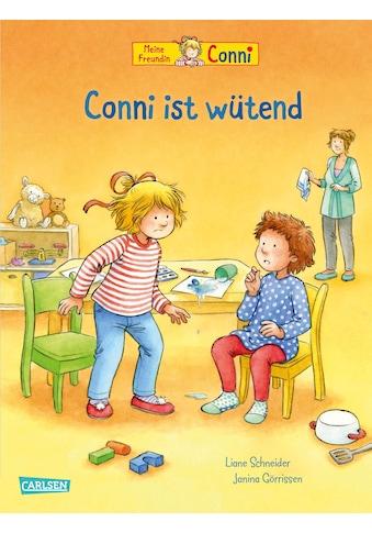 Buch »Conni-Bilderbücher: Conni ist wütend / Liane Schneider, Janina Görrissen« kaufen