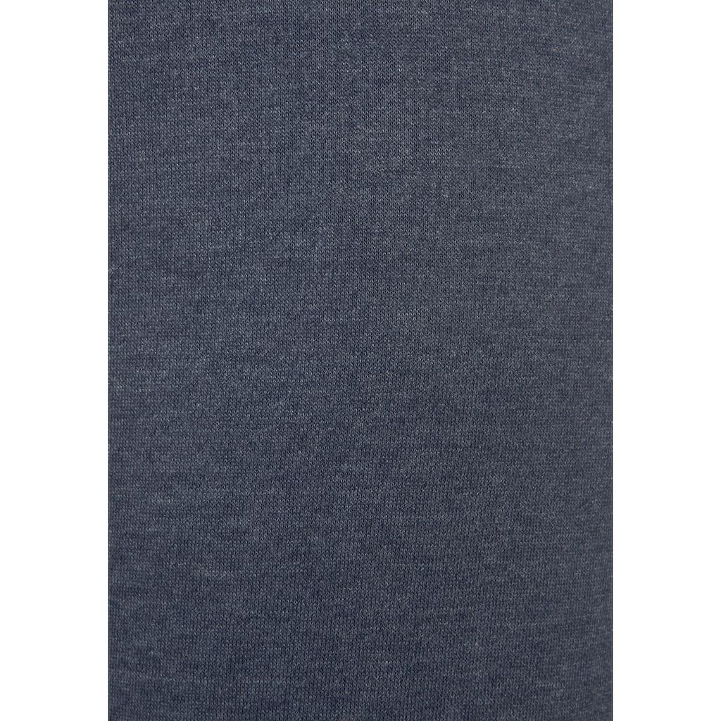 s.Oliver Relaxhose, Eingrifftaschen mit Kontrastnähten