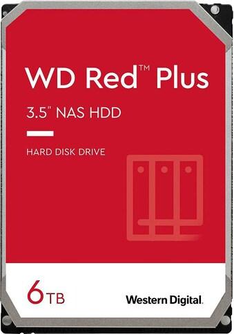 "Western Digital HDD-NAS-Festplatte »WD Red Plus«, 3,5 "" kaufen"