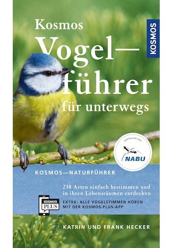 Buch »Kosmos Vogelführer für unterwegs / Frank Hecker, Katrin Hecker« kaufen