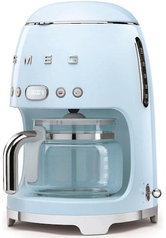 Smeg Filterkaffeemaschine »DCF02PBEU«, Papierfilter, 1x4, inkl. Permanentfilter kaufen
