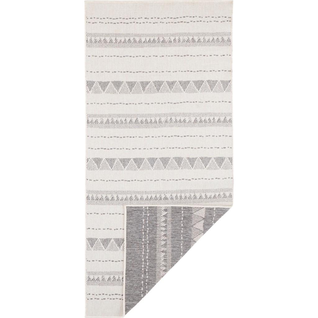 bougari Läufer »Bahamas«, rechteckig, 5 mm Höhe, In- und Outdoor geeignet, Wendeteppich