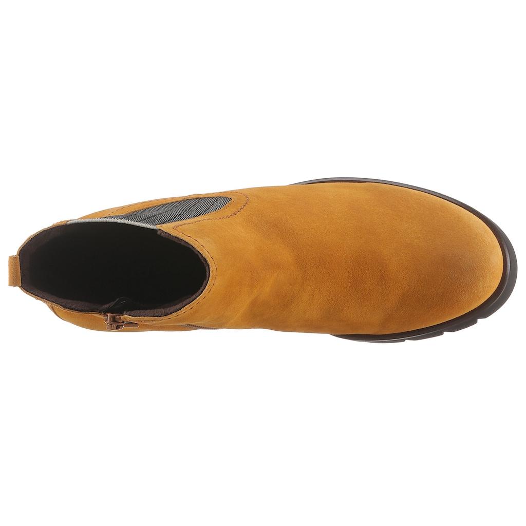 Gabor Chelseaboots, mit komfortablen Strecheinsatz