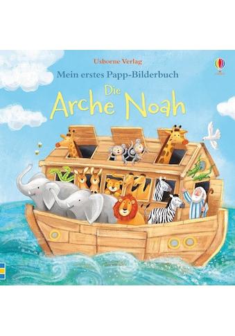 Buch »Mein erstes Papp-Bilderbuch: Die Arche Noah / Russell Punter, Ag Jatkowska« kaufen