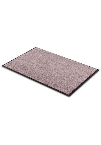 ASTRA Fußmatte »Proper Tex 618«, rechteckig, 9 mm Höhe, Fussabstreifer, Fussabtreter, Schmutzfangläufer, Schmutzfangmatte, Schmutzfangteppich, Schmutzmatte, Türmatte, Türvorleger, In -und Outdoor geeignet kaufen