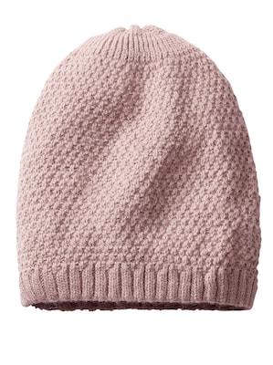 Mütze fliederfarben
