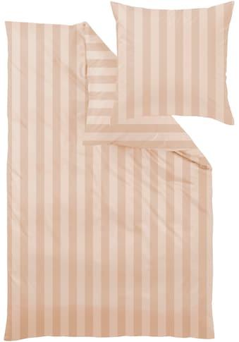 Curt Bauer Nackenrollenbezug »Como«, (1 St.), mit Blockstreifen kaufen