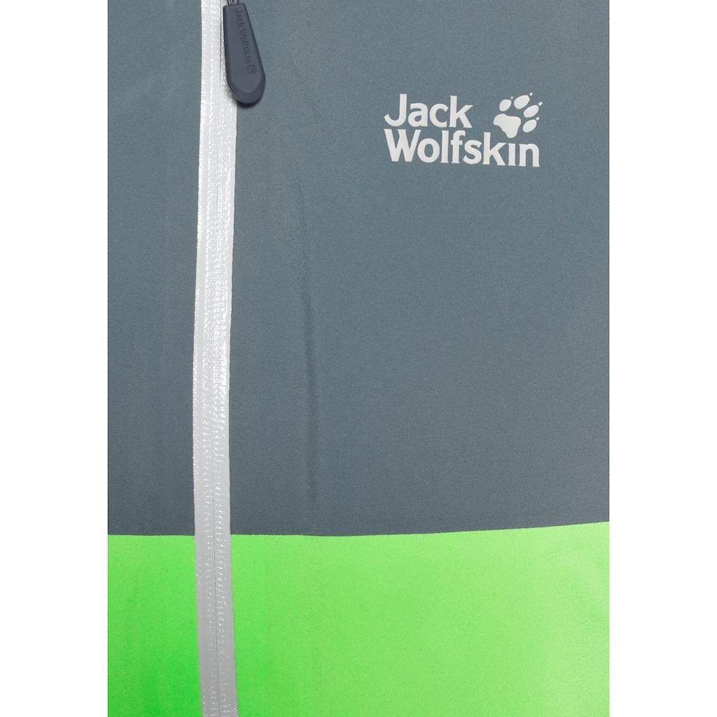 Jack Wolfskin 3-in-1-Funktionsparka »MOUNT ISA«