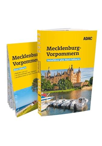 Buch »ADAC Reiseführer plus Mecklenburg-Vorpommern / Dolores Kummer, Katja Gartz« kaufen