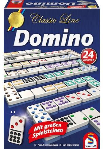 "Schmidt Spiele Spiel, ""Classic Line, Domino"" kaufen"
