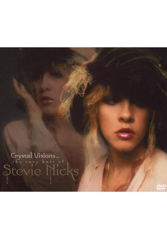 Musik-CD »Crystal Visions../Very Best Of / Nicks,Stevie« kaufen